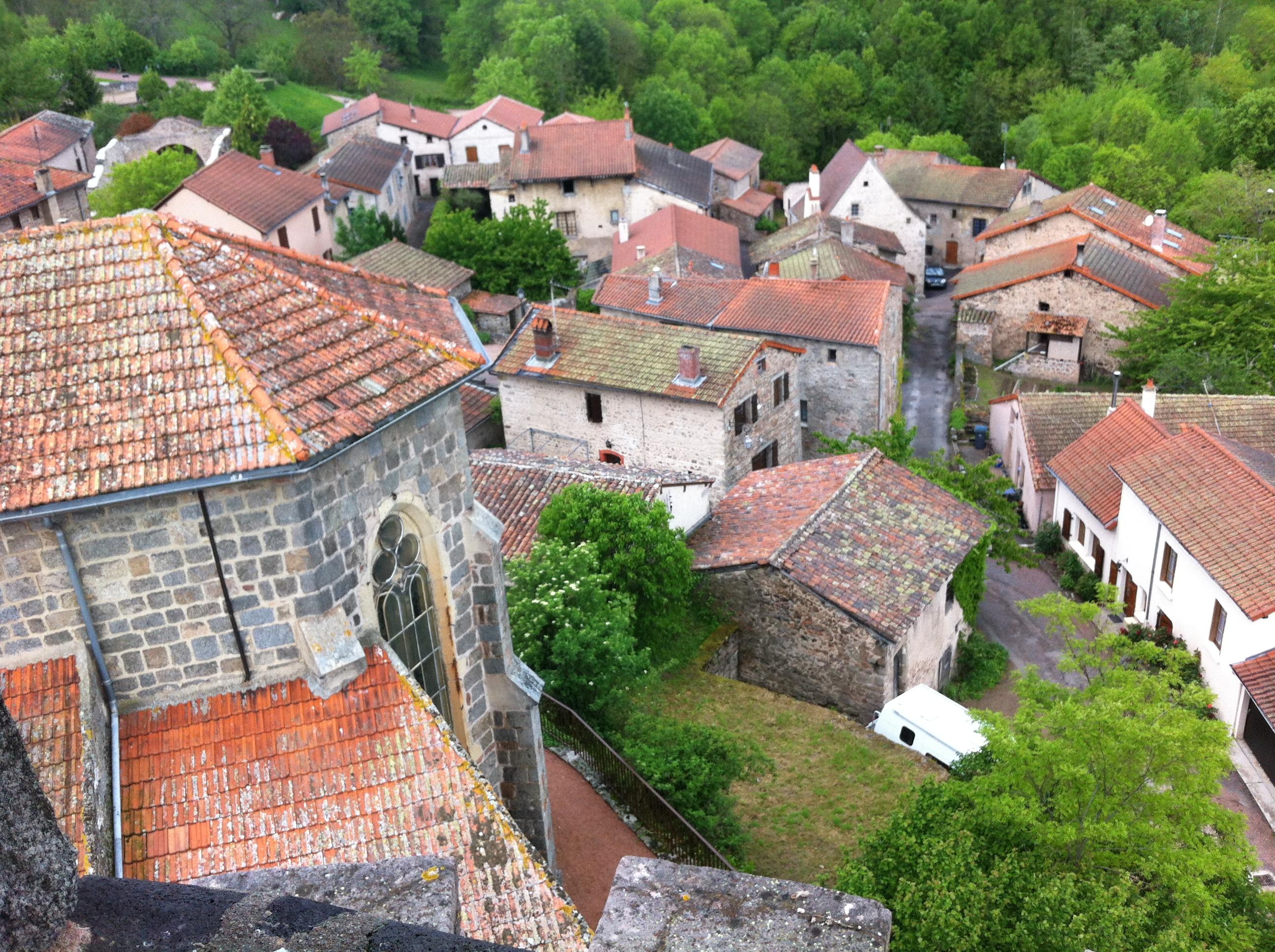 Crozet, Roannais France