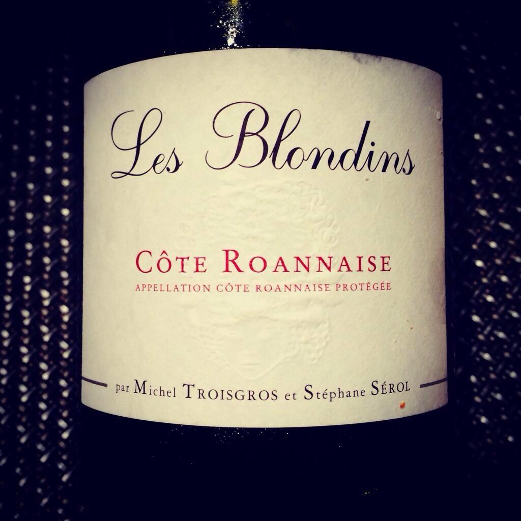 Les Blondins, cote Roannais