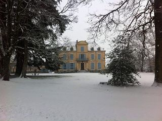 Snow at Les Bardons