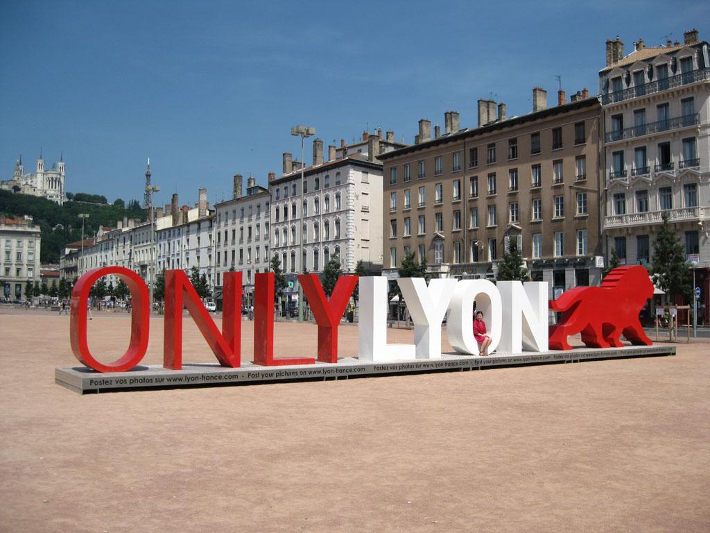 ONLYLYON Sculpture