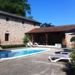 Swimming pool Maison Les Bardons - Copy (2)