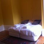 gele Kamer op Les Bardons
