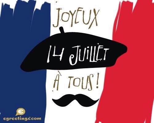 Joyeaux 14 Juillet aussi possible a Les Bardons, La Pacaudiere