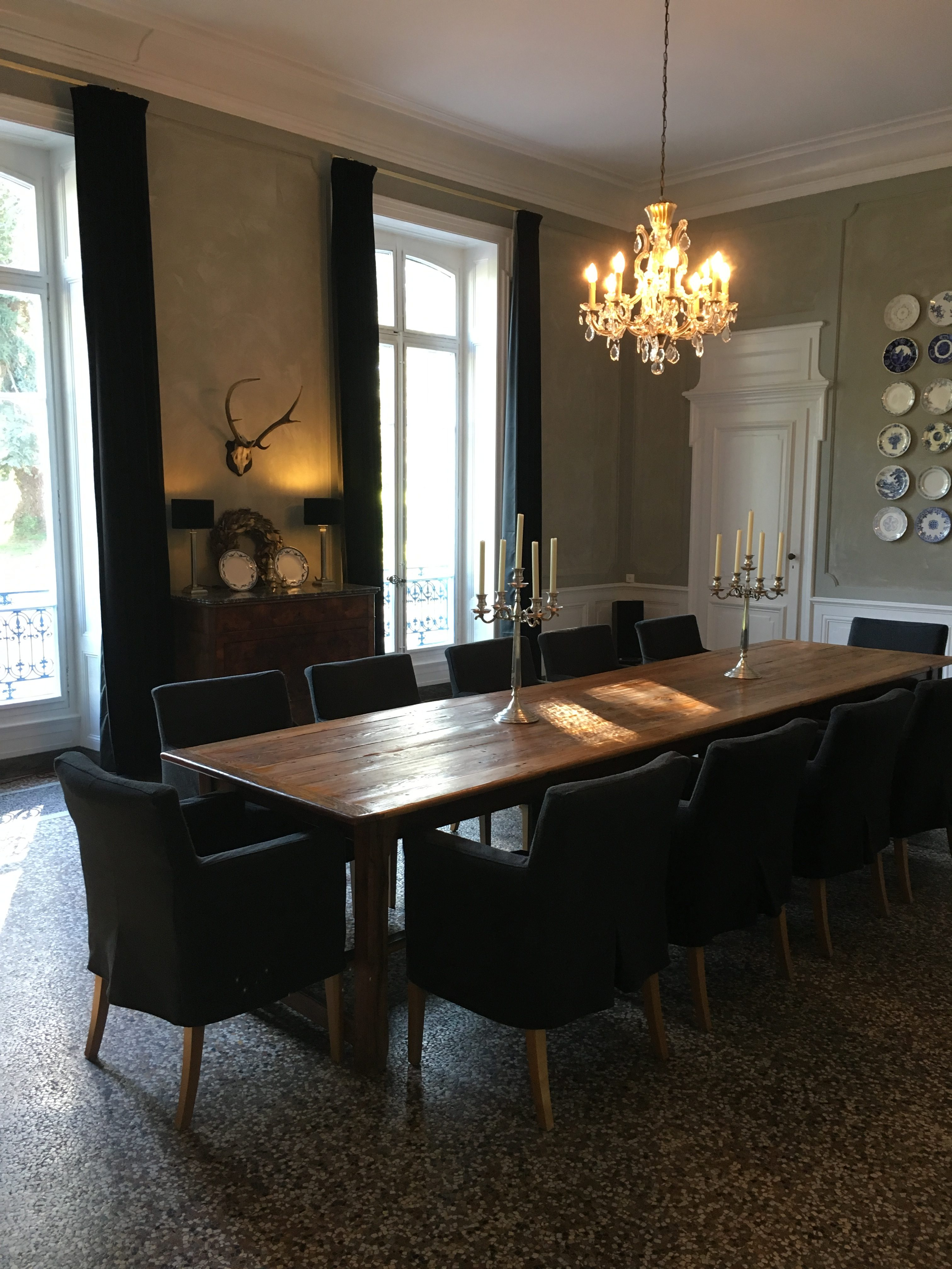 Dining room Les Bardons