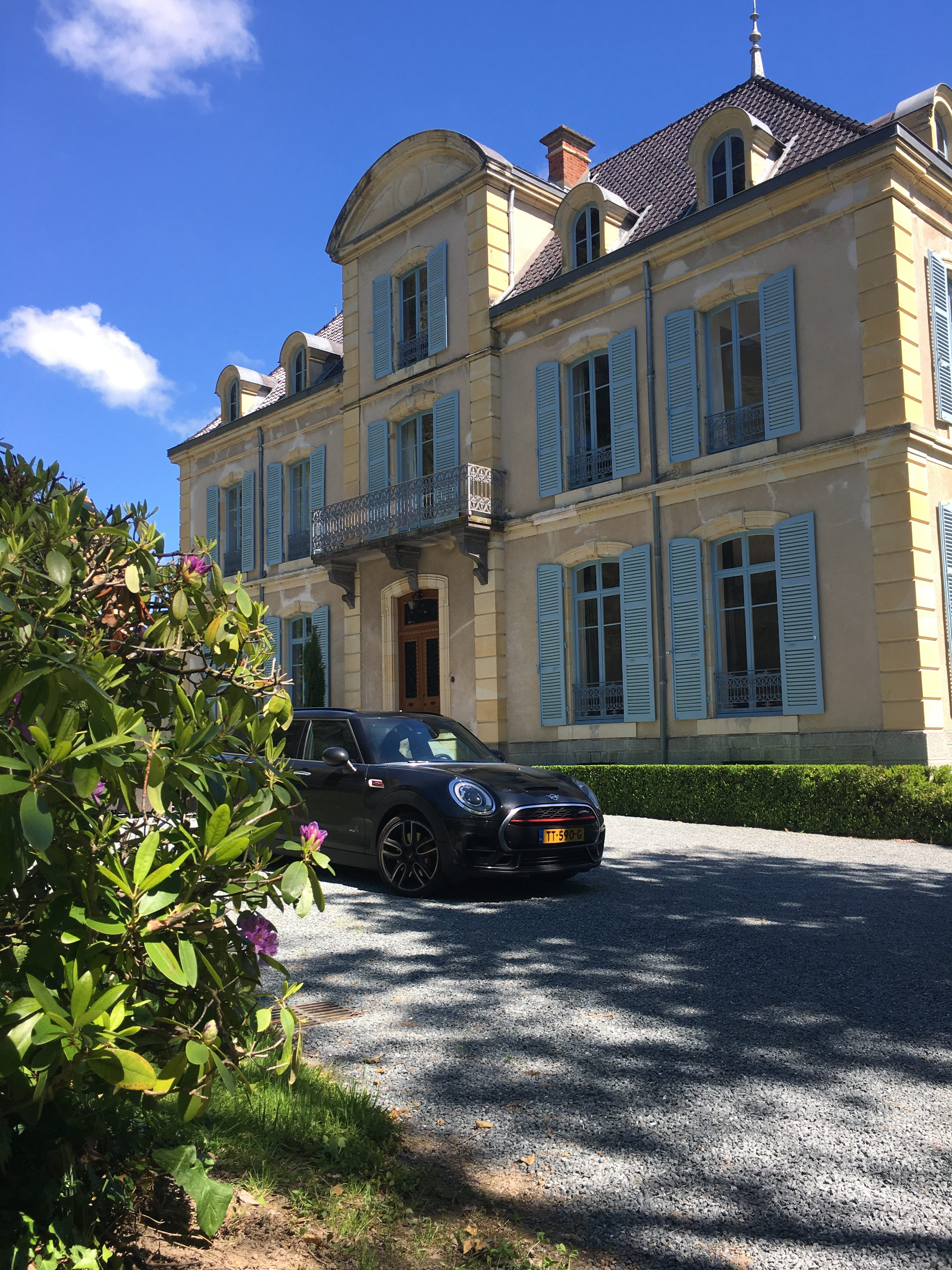 Chateau Les Bardons Mini John Works