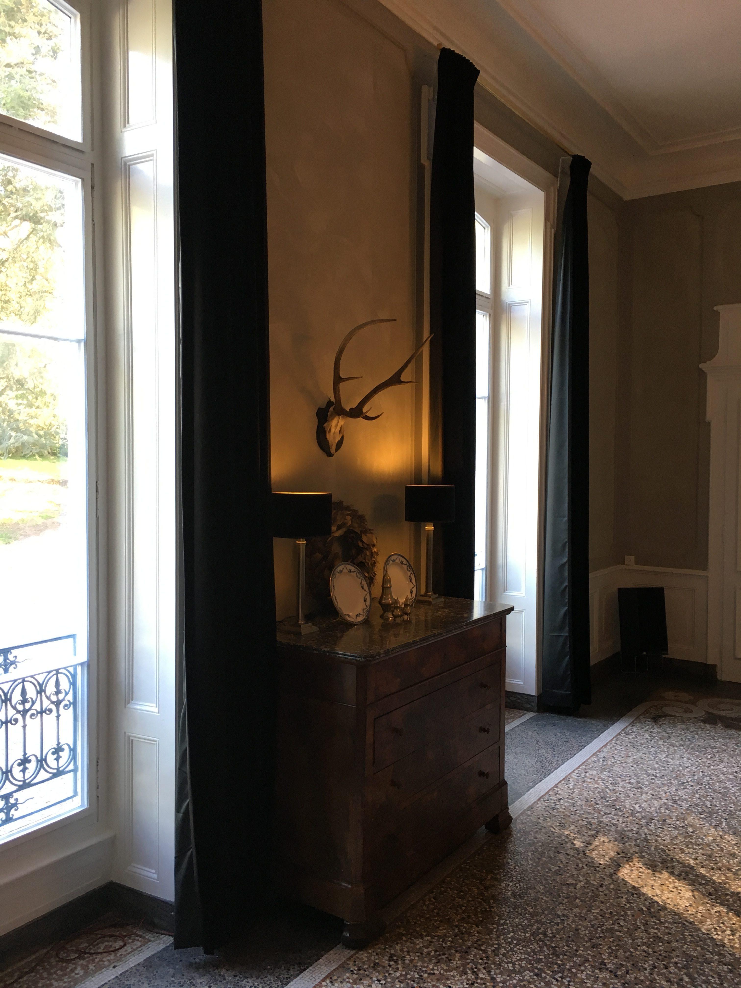 Diningroom Chateau Les Bardons